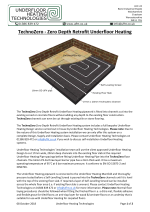 Technical Information        Underfloor       Heating    Technologies